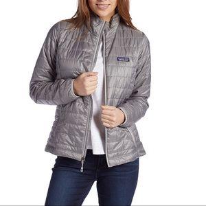 Patagonia Nano Puff Jacket gray size Small
